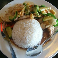 Photo taken at Newtown Thai by Alexey S. on 1/17/2015
