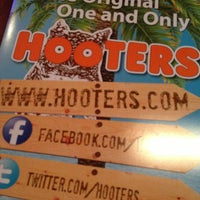 Photo taken at Hooters by Sergey B. on 6/16/2013