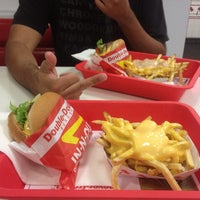 Photo taken at In-N-Out Burger by Stephen R. on 7/23/2013