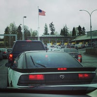 Photo taken at Canada Border Services Agency by Purinsesu M. on 4/13/2013