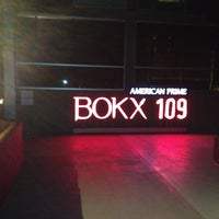 Photo taken at BOKX 109 American Prime by Mark on 12/12/2012