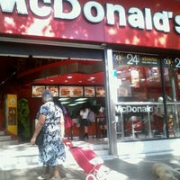 Photo taken at McDonald's by Valentyna P. on 11/27/2012