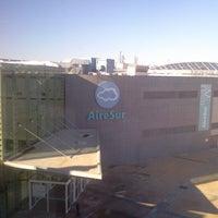 Photo taken at C.C. AireSur by Juan Miguel M. on 1/4/2013