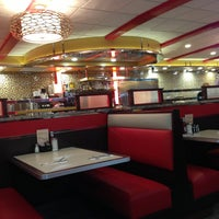 Photo taken at Ambrosia Diner by Jaugen I. on 2/10/2013