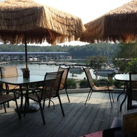 Photo taken at Fish Tales Lakeside Grille by Tom C. on 8/28/2013