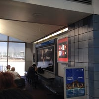 Photo taken at Gate B6 by Mark F. on 5/30/2014