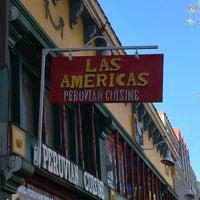 Photo taken at Las Americas Restaurant by Dana N. on 3/1/2015