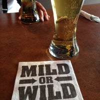 Photo taken at Buffalo Wild Wings by Nick A. on 7/27/2013