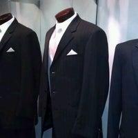 Photo taken at Savvi Formalwear by Marty O. on 9/23/2011