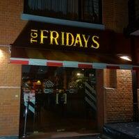 Photo taken at T.G.I. Friday's by Fernando P. on 7/12/2012