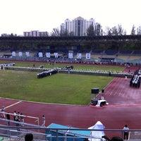 Photo taken at Stadium KLFA Cheras by Colin L. on 5/12/2012