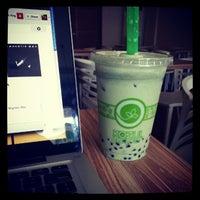 Photo taken at Kozui Green Tea by Paul Sherwin A. on 12/9/2012