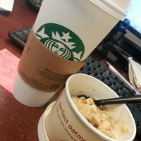 Photo taken at Starbucks by Damaris R. on 1/17/2013