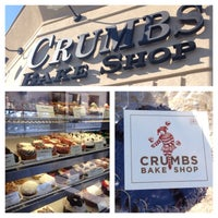 Photo taken at Crumbs Bake Shop by Alicia G. on 12/24/2013