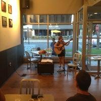 Photo taken at Loop Coffee by Joe C. on 8/10/2013