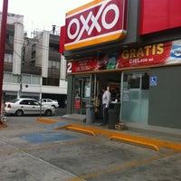 Photo taken at Oxxo Encantada by Ryevkita P. on 3/30/2013