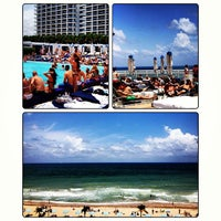 Photo taken at W Fort Lauderdale by Mark G. on 5/27/2013