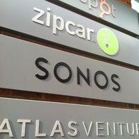 Photo taken at Zipcar Headquarters by Alyssa B. on 1/15/2013