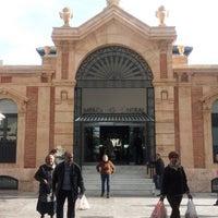 Photo taken at Mercado Central de Almería by Agente S. on 12/21/2012