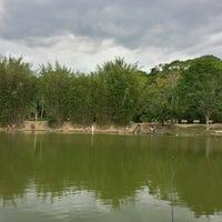 Photo taken at Pesqueiro e Restaurante Green Camp by Alef Tadeu N. on 10/27/2013