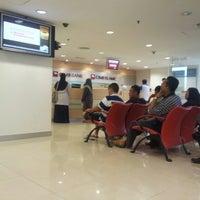 Photo taken at CIMB Bank by Hafify Rusydi R. on 1/15/2013