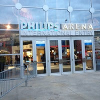 Photo taken at Philips Arena by Mr. Harris on 3/22/2013