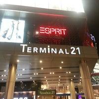 Photo taken at Terminal 21 by John Gan on 6/22/2013