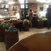 Photo taken at AJ's Fine Foods by Berit C. on 3/10/2013