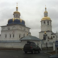 Photo taken at Свято-Знаменский Абалакский монастырь by Antoshke on 4/30/2013