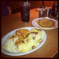 Photo taken at Millbrae Pancake House by Tony J. on 3/30/2013