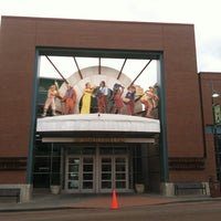 Photo taken at Negro Leagues Baseball Museum by Jennifer A. on 12/1/2012