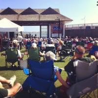 Photo taken at Roanoke Island Festival Park by Ben S. on 10/6/2012