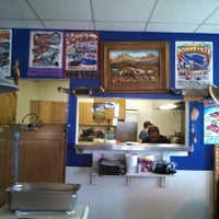 Photo taken at Salt Flats Cafe by Gustavo D. on 7/26/2013