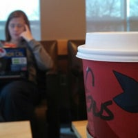 Photo taken at Starbucks by Gustavo D. on 12/13/2012