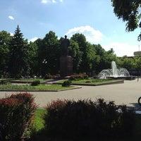 Photo taken at Площадь Мытищи by Den K. on 6/5/2013