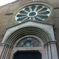 Photo taken at Basilica di San Domenico by Federico E. on 12/28/2012
