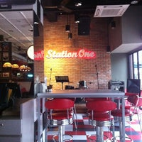 Photo taken at Station One by Mei Ling L. on 5/11/2013
