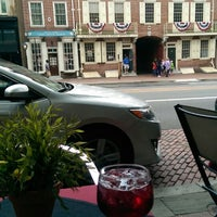 Photo taken at Panini's Trattoria, Italian Grill by Alison L. on 6/23/2014