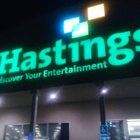 Photo taken at Hastings by Jacques P. on 12/11/2012