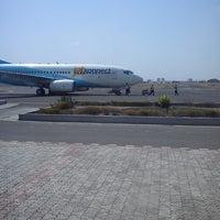 Photo taken at Rajkot Airport (RAJ) by Shantanu D. on 5/17/2013
