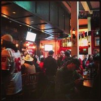 Photo taken at Blarney Stone Bar & Restaurant by Jonathan M. on 1/13/2013