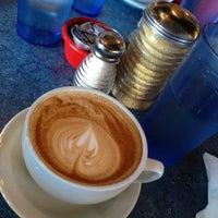 Photo taken at Bouldin Creek Café by Soni M. on 12/28/2012