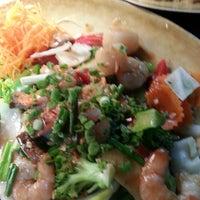 Photo taken at JoTo Thai-Sushi Tampa by AnGie J. on 4/19/2013