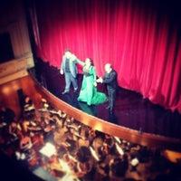 Photo taken at Teatre Principal by Sergey T. on 5/30/2014