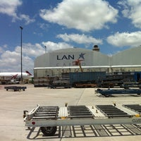 Photo taken at LAN Airlines Miami Corporate Bldg by Michael K. on 5/19/2014
