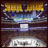 Photo taken at TD Garden by Matt M. on 6/19/2013