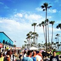 Photo taken at Venice Beach by Blake on 7/2/2013