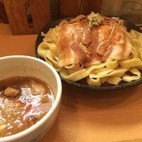 Photo taken at とろ肉つけ麺 魚とん by Satoru M. on 5/31/2016
