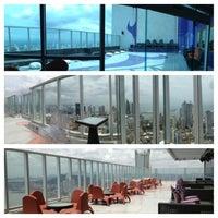 Photo taken at Hard Rock Hotel Panama Megapolis by Adri C. on 3/18/2013