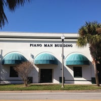 Photo taken at Piano Man Bldg USF St Pete by Phil G. on 11/29/2012